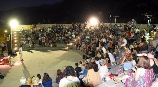 Πάτρα: Θεατρικές και μουσικές εκδηλώσεις στο Θέατρο Κρήνης