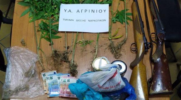 Η ΕΛ.ΑΣ. για τη σύλληψη του 37χρονου σε χωριό της Αιτωλοακαρνανίας