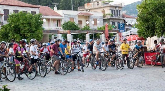 18ος Λαϊκός Ποδηλατικός Γύρος Θέρμου