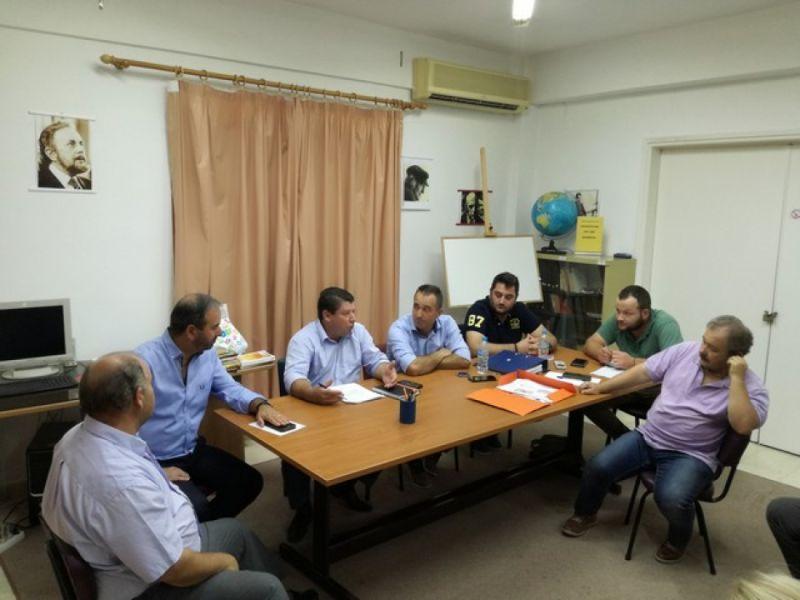 Μέτρα για την πυροπροστασία της Σταµνάς έλαβε το Τοπικό Συµβούλιο