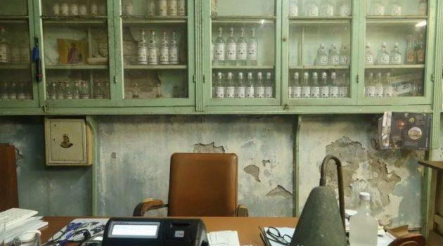 Το ποτοπωλείο «Τρικενέ» στο Μεσολόγγι είναι ένα ταξίδι στο χρόνο