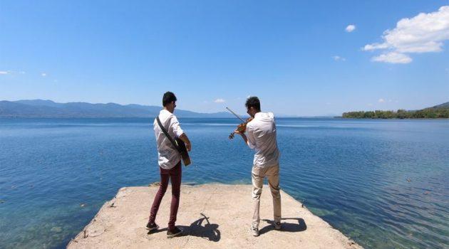 Τριχωνίδα: Η υδάτινη καρδιά της Αιτωλίας (Video)