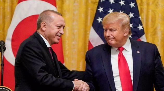 Μάζης: Ο Τραμπ είναι εκβιαζόμενος από τον Ερντογάν