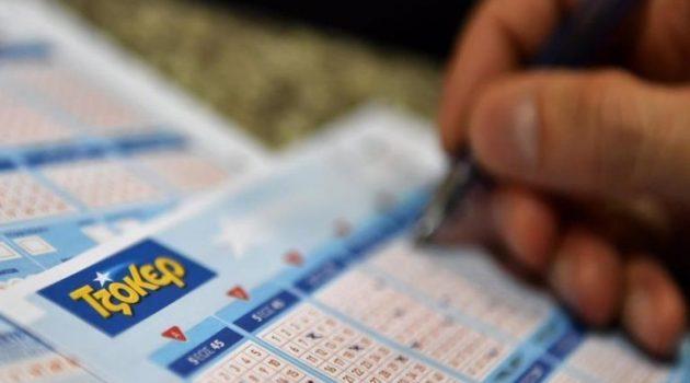 Τζόκερ: Έντεκα τυχεροί κέρδισαν από 2.500 ευρώ