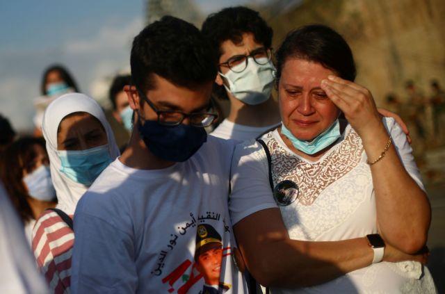 Βηρυτός: Ξεχειλίζει η οργή για τους 171 νεκρούς της φονικής έκρηξης