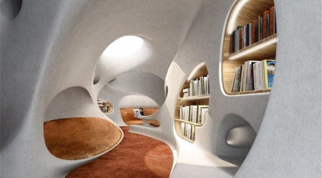 H «Βιβλιοθήκη – Σκουληκότρυπα» στην Κίνα
