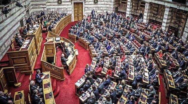 Στη Βουλή οι Α.Ο.Ζ. με Ιταλία – Αίγυπτο: Η Τουρκία προκαλεί, η Αθήνα ψηφίζει