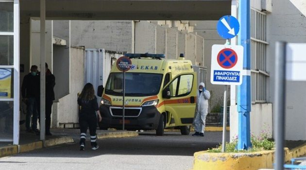 Ηλεία: Νέο κρούσμα κορωνοϊού στη Βουπρασία – Νοσηλεύεται στο Ρίο