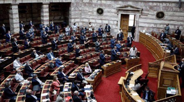 Με ενισχυμένη πλειοψηφία υπερψηφίστηκε η συμφωνία Ελλάδας – Ιταλίας