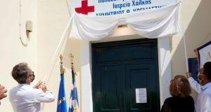 Ο Μητσοτάκης στη Χάλκη με μείωση ΕΝ.Φ.Ι.Α. για τα μικρά…