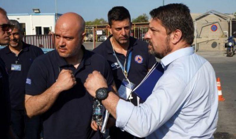 O Xαρδαλιάς μεταβαίνει στην Εύβοια– Συνεχής ενημέρωση του Πρωθυπουργού