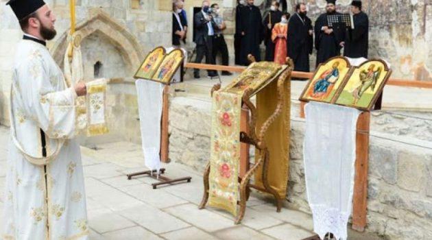 Οι Χριστιανοί επέστρεψαν στην Παναγία Σουμελά στον Πόντο (Video)