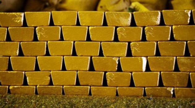 Στα 7,6 δισ. ευρώ η αξία του χρυσού της Ελλάδας