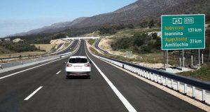 Κυκλοφοριακές ρυθμίσεις στην Ιόνια Οδό, στο τμήμα από Ρίγανη Αγρινίου…