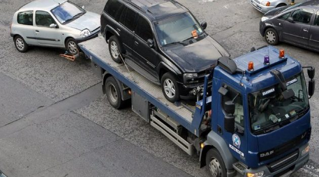 Με διαδικασίες express οι κατασχέσεις αυτοκινήτων