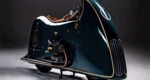 Good Ghost, μια μοτοσυκλέτα για μουσείο