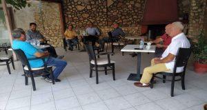 Ν. Παπαναστάσης: Συναντήσεις σε Νιοχώρι και Κατοχή (Ρhotos)