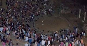 Δράση σε αρχαιολογικούς χώρους της Αιτωλίας: «Και τα μνημεία ελούζονταν…