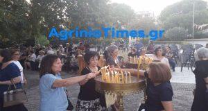 Αγρίνιο: Με Λαμπρότητα ο εορτασμός του Νεομάρτυρα Ιωάννη του Βραχωρίτου…