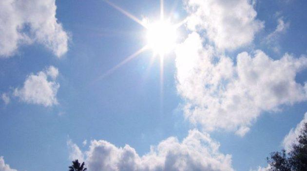 Καιρός: Έως 37 βαθμούς θα «σκαρφαλώσει» το θερμόμετρο τη Δευτέρα