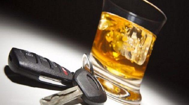 Ιόνια Οδός: Σύλληψη για οδήγηση υπό την επήρεια μέθης