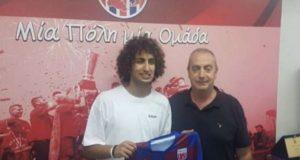 SL1: Ποδοσφαιριστής του Βόλου έγινε τη Δευτέρα ο Αμρ Ουάρντα