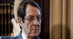 Αναστασιάδης: «Η Ε.Ε. δεν στάθηκε ενωμένη απέναντι στην Τουρκία»
