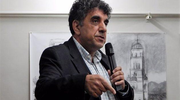 Ο Ανδρέας Παπαδαντωνάκης στον «Antenna Star Radio FM 103.5» (Ηχητικό)