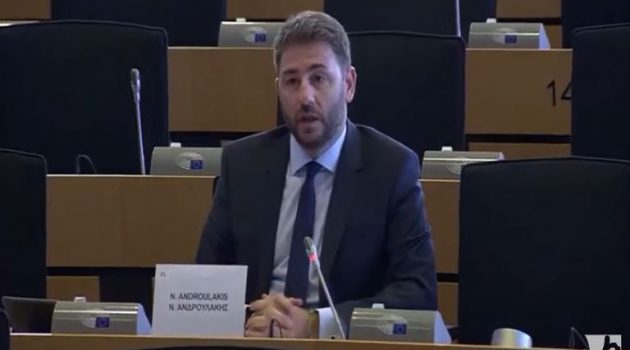 Ευρωπαϊκό εμπάργκο όπλων προς την Τουρκία ζητά ο Ανδρουλάκης (Video)