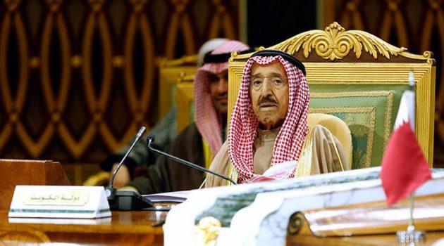 Απεβίωσε σε ηλικία 91 ετών ο εμίρης του Κουβέιτ