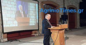Κ. Λύρος: «Παραμένουμε αταλάντευτα προσηλωμένοι στους στόχους μας»