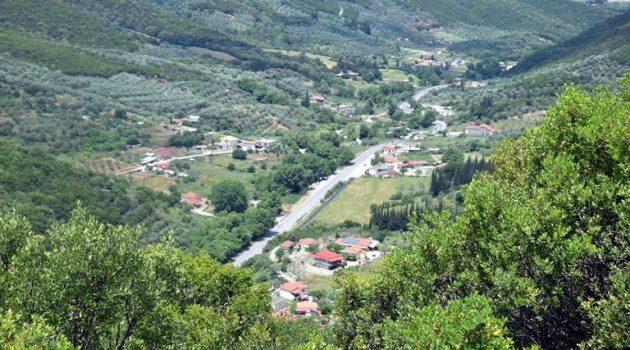 Ο Κ. Βελόπουλος για την αποκατάσταση των οδικών προσβάσεων στον Αράκυνθο