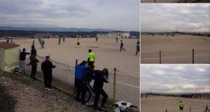 Άρης Λεπενούς: Ευχαριστήρια ανακοίνωση για το Γήπεδο