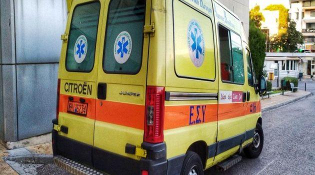 Τραγωδία στο Μεταξουργείο: Νεκρός ανήλικος που έπεσε στο κενό από τον τρίτο όροφο πολυκατοικίας