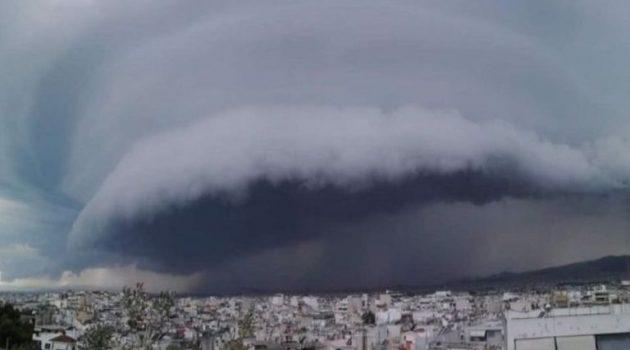 Medicane: Τι είναι ο μεσογειακός κυκλώνας που «απειλεί» την Ελλάδα