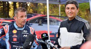 Δοκιμές Hyundai Motorsport στην Ελλάδα: Συνοδήγηση Λεμπ με τον Λ.…