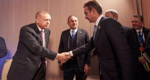 Βασίλης Σκουρής: «Ψήνεται» επικοινωνία Μητσοτάκη – Ερντογάν