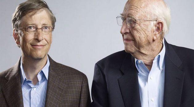 Πέθανε ο πατέρας του Μπιλ Γκέιτς σε ηλικία 94 ετών