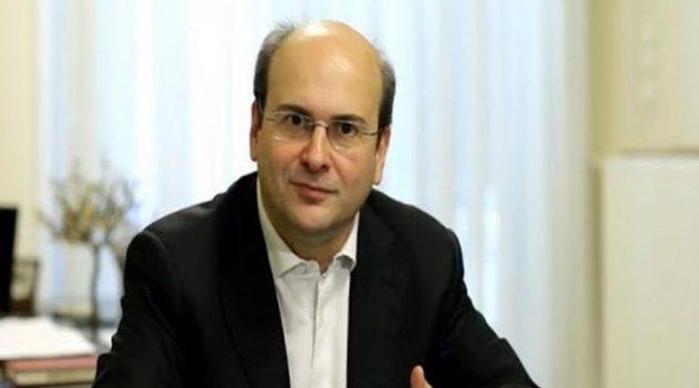 Χατζηδάκης: «Σε ένα δίμηνο θα εκδίδουμε 30.000 συντάξεις τον μήνα» (Video)