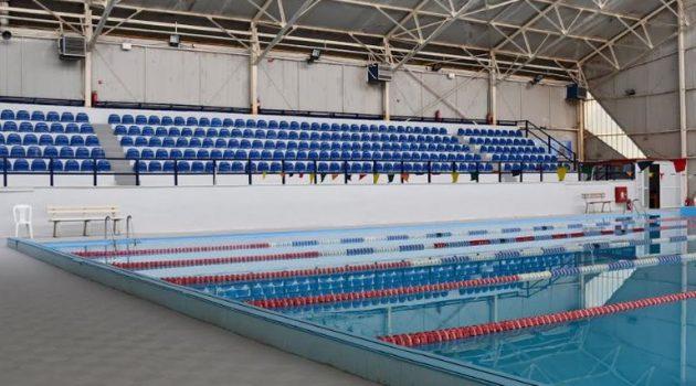 Δ.Α.Κ. Αγρινίου: Κλειστή έως το τέλος της εβδομάδας η μεγάλη πισίνα