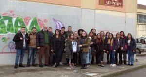 Αγρίνιο: Συμμετοχή του Δ.Ι.Ε.Κ. Αγρινίου σε προγράμματα Erasmus+