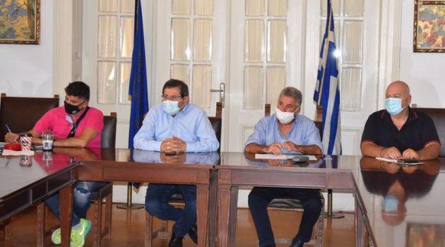 Έκτακτη συνεδρίαση του Συντονιστικού Τοπικού Οργάνου του Δήμου Πατρέων