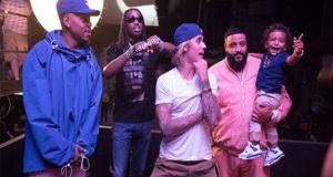 Δωρεά από τους Justin Bieber και Chance The Rapper Team