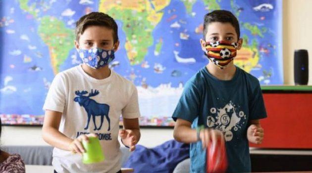 Εισαγγελική παρέμβαση για τις απειλές κατά καθηγητών για τις μάσκες