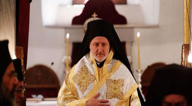 Στο Οικουμενικό Πατριαρχείο ο Αρχιεπίσκοπος Αμερικής Ελπιδοφόρος