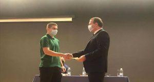 Η απονομή των χρηματικών βραβείων της Ένωσης Αγρινίου (Photos)