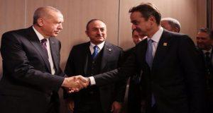 Αντίστροφη μέτρηση για τις διερευνητικές επαφές Ελλάδας – Τουρκίας