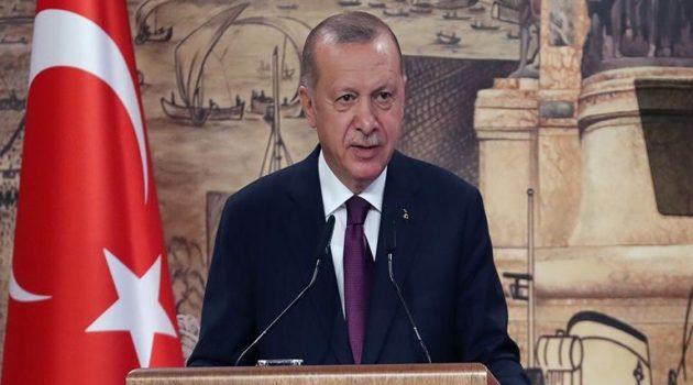 Ανάλυση του «Time» για τον Ερντογάν και την εμμονή του με την Οθωμανική αυτοκρατορία