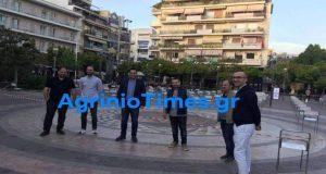 Ας το δουν θετικά στο Δήμο Αγρινίου… το αίτημα της…