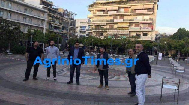 Ας το δουν θετικά στο Δήμο Αγρινίου… το αίτημα της Εστίασης